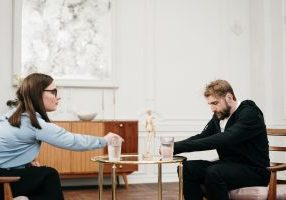 Stress Therapy session by Dr Carolina Raeburn